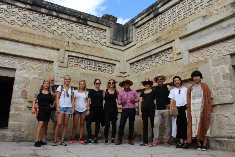 Guia de Turistas oaxaca